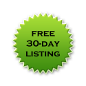 Free 30 Day Listing