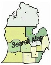 Michigan Real Estate Map