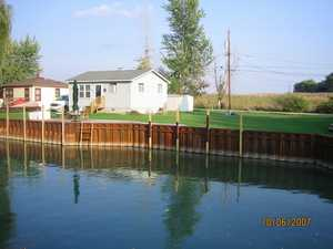 Single Family House For Sale in Harsens Island Michigan