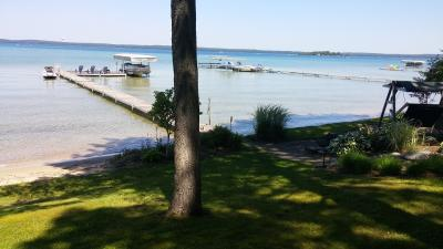 Single Family House Sale Pending in Higgins Lake Michigan