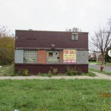 Single Family House in Detroit